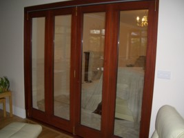4-Section B-Fold Door
