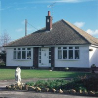 Double Glazed Bungalow